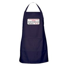Portobello Road, London Apron (dark)