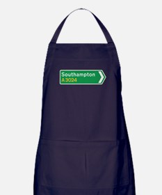 Southampton Roadmarker, UK Apron (dark)