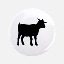 "Goat 3.5"" Button (100 pack)"