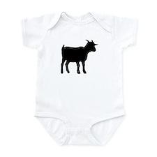 Goat Infant Bodysuit