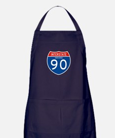 Interstate 90 - IN Apron (dark)