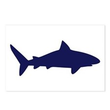 Shark Postcards (Package of 8)