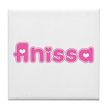 """""""Anissa"""" Tile Coaster"""