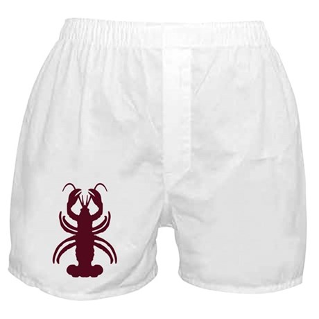 Lobster Boxer Shorts