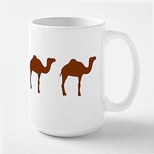 Camels Large Mug