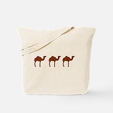 Camels Tote Bag