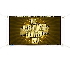 Reel Film Banner 2014