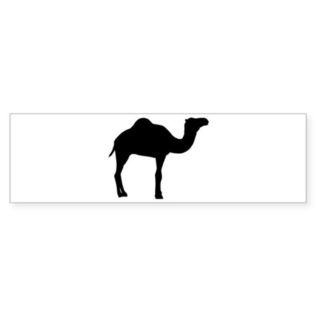 Camel Sticker (Bumper)