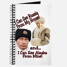 Putin and Palin Journal