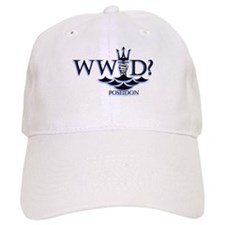What Would Poseidon Do? Baseball Cap