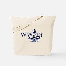 What Would Poseidon Do? Tote Bag