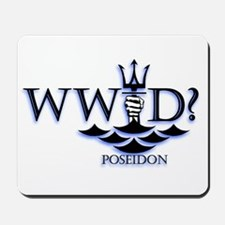 What Would Poseidon Do? Mousepad
