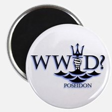 What Would Poseidon Do? Magnet