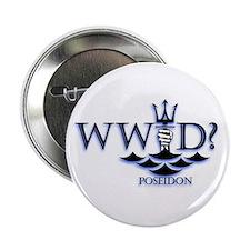 "What Would Poseidon Do? 2.25"" Button"