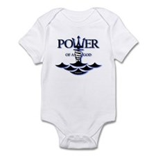 Power of Poseidon Infant Bodysuit
