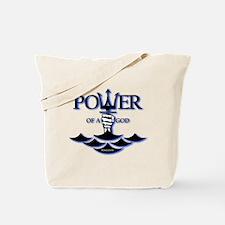 Power of Poseidon Tote Bag