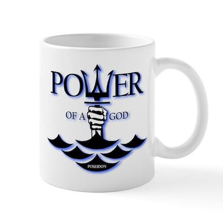 Power of Poseidon Mug