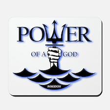 Power of Poseidon Mousepad