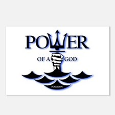 Power of Poseidon Postcards (Package of 8)