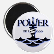 Power of Poseidon Magnet