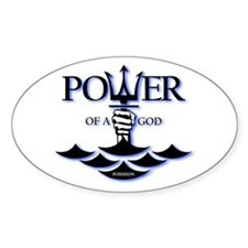 Power of Poseidon Decal
