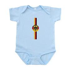 Germany Soccer Fussball SV de Infant Bodysuit