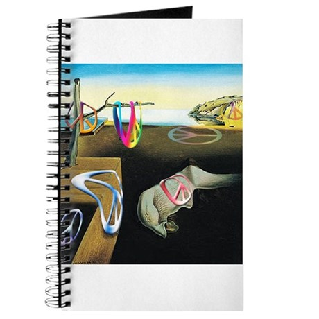 Dali Perspective Peace Journal