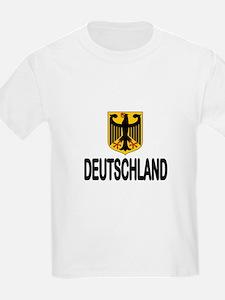 Deutschland Germany Fussball soccer 2010 T-Shirt