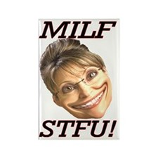 MILF STUF Rectangle Magnet