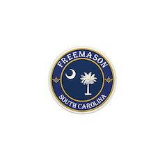 South Carolina Masons Mini Button (10 pack)
