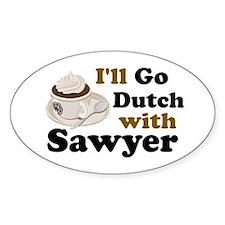 Go Dutch with Sawyer Decal