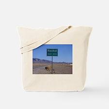 Rachel Sign Tote Bag