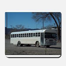Area 51 Worker Bus Mousepad