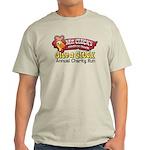 Mr. Cluck Charity Light T-Shirt