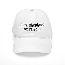 Mrs. Shepherd 02.13.2010 Baseball Cap