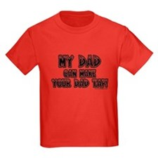 My Dad can make your Dad Tap! T