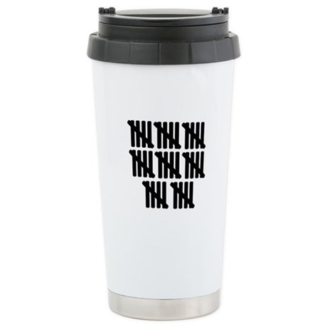 40th birthday Stainless Steel Travel Mug