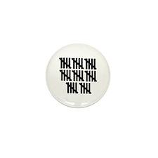 40th birthday Mini Button (10 pack)