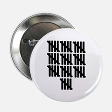"50th birthday 2.25"" Button (10 pack)"