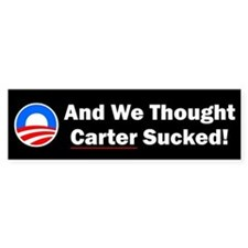 Anti-Obama Bumper Bumper Stickers