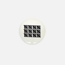 60th birthday Mini Button (10 pack)