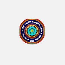 Funny Chickasaw Mini Button