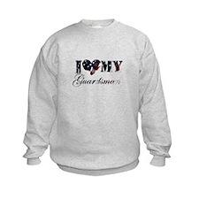 I Love my Sweatshirt