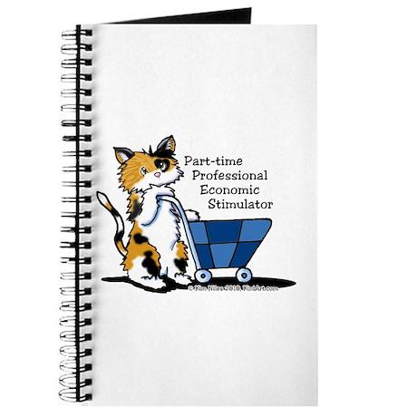 Calico Cat Economic Stimulator Journal