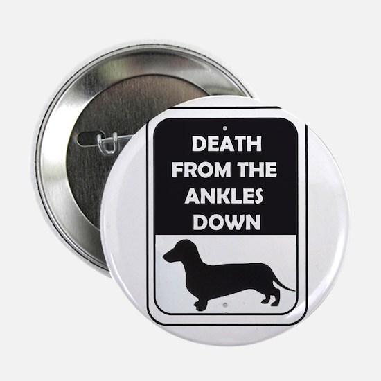 """Ankle Death 2.25"""" Button"""