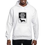 Ankle Death Hooded Sweatshirt
