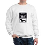 Ankle Death Sweatshirt