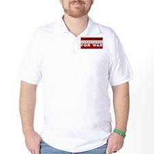 Unprepared For War... T-Shirt