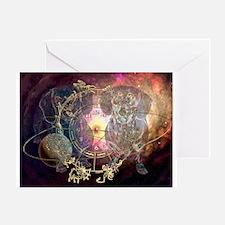Zodaic Greeting Card
