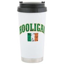 irish hooligan Travel Coffee Mug